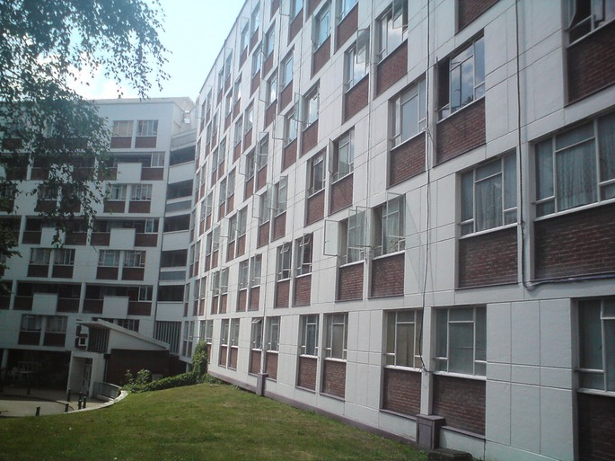 Bevin Court London