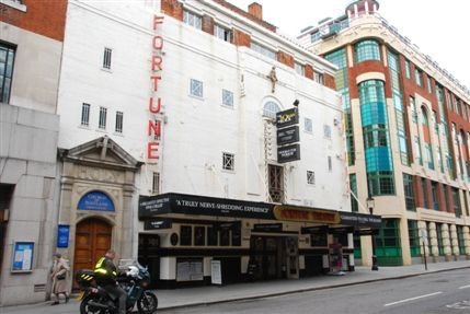Fortune Theater Covent Garden